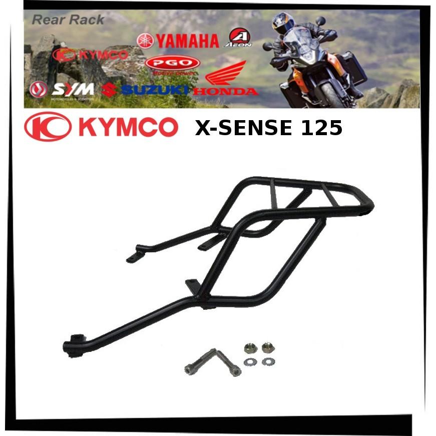 【TL機車雜貨店】KYMCO G5 X-SENSE 125 紳士 專用後架 後鐵架 後箱架 行李箱架