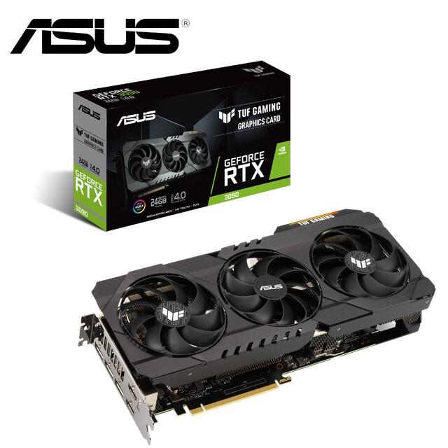 ASUS 華碩 TUF GeForce RTX 3080 10G GAMING 顯示卡