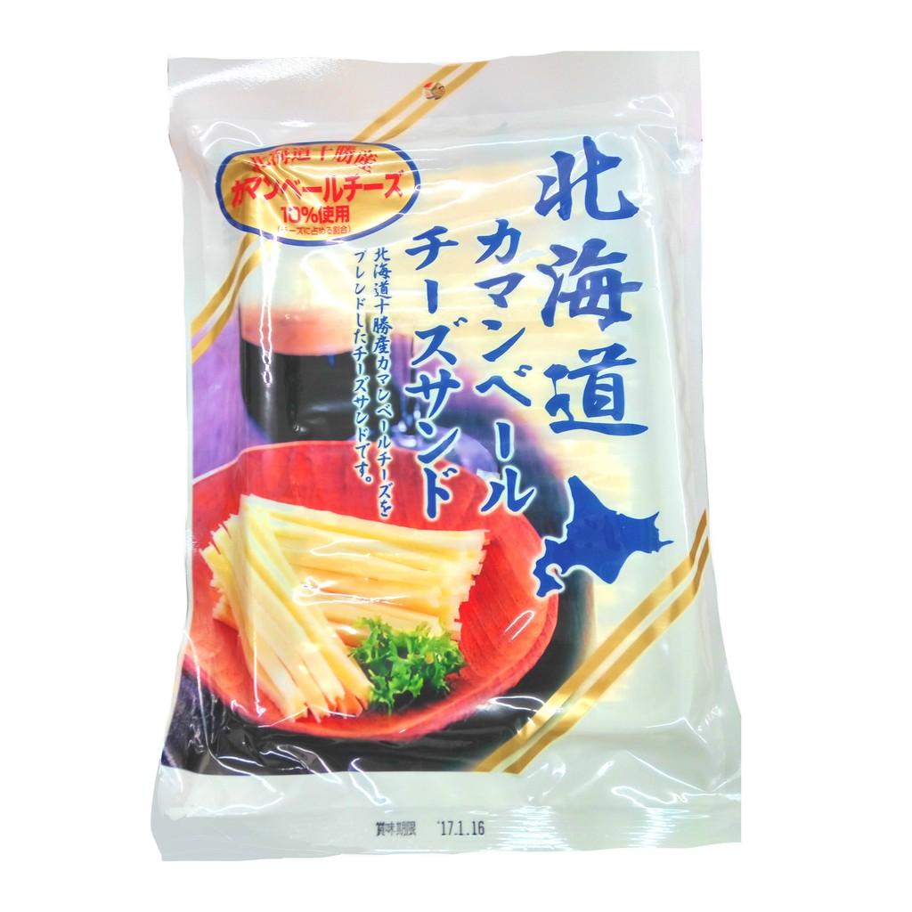 +爆買日本+ ORSON 扇屋 北海道十勝產鱈魚起司條 10%加曼貝爾起司使用 伴手禮 送禮 日本進口 拜拜