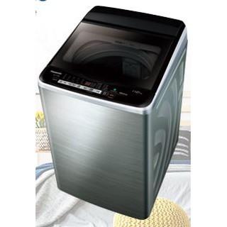 Panasonic國際牌15KG溫水變頻直立式洗衣機NA-V150GBS-S(不銹鋼) 新北市