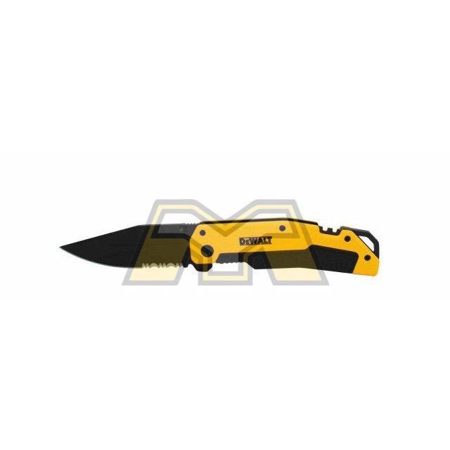 東方不敗 美國 DEWALT 得偉 美工刀 折疊萬用刀 露營刀 頂級可折式割刀 DWHT10313 口袋型小刀 切割刀