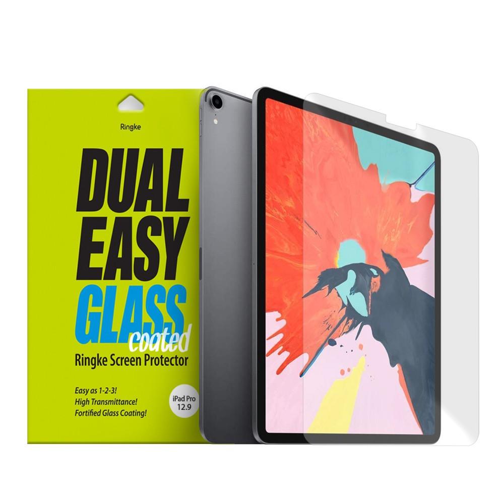Rearth Rinke Apple iPad Pro 2018 (12.9寸)滿版抗衝擊螢幕保護貼
