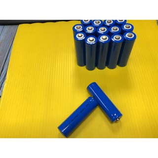 14500 3.7V 1300mAh鋰電池/ 3.2V 1300mAh鋰鐵電池  3號電池 14500磷酸鐵鋰電池 145