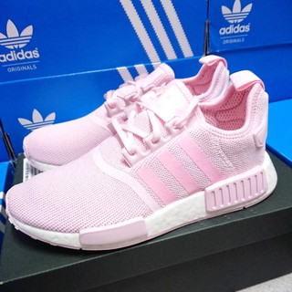 competitive price c7a9d 825df 【小八】Adidas NMD R1 J Clear Pink 淡粉 G27687