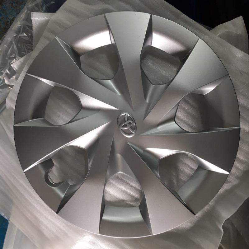 TOYOTA 原廠VIOS YARIS 14吋鋼圈 鐵圈 輪胎蓋 TERCEL COROLLA