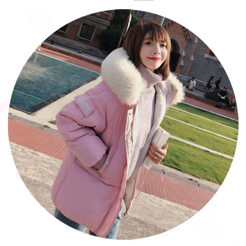2018秋冬熱銷大學生必備中長版大衣外套