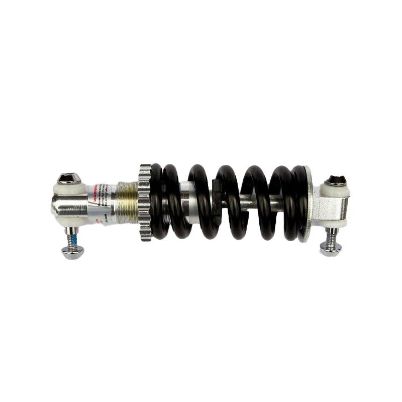SHUNFENG 自行車後避震器-兩顆螺絲距離150mm(適用24-26吋車款)[04002513]【飛輪單車】