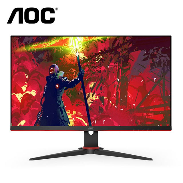 AOC 27型 27G2E (寬)螢幕顯示器 【神麒數位】