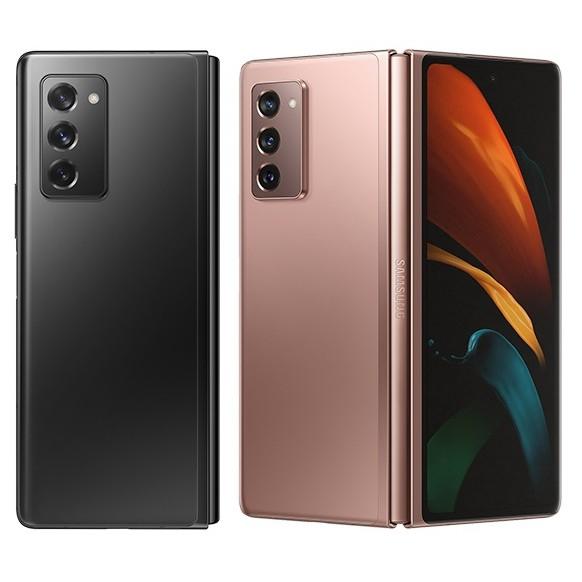 台灣公司貨 全新 三星 Galaxy Z Fold2 5G 金 黑 512G 折疊螢幕 摺疊手機 保固一年 高雄可面交