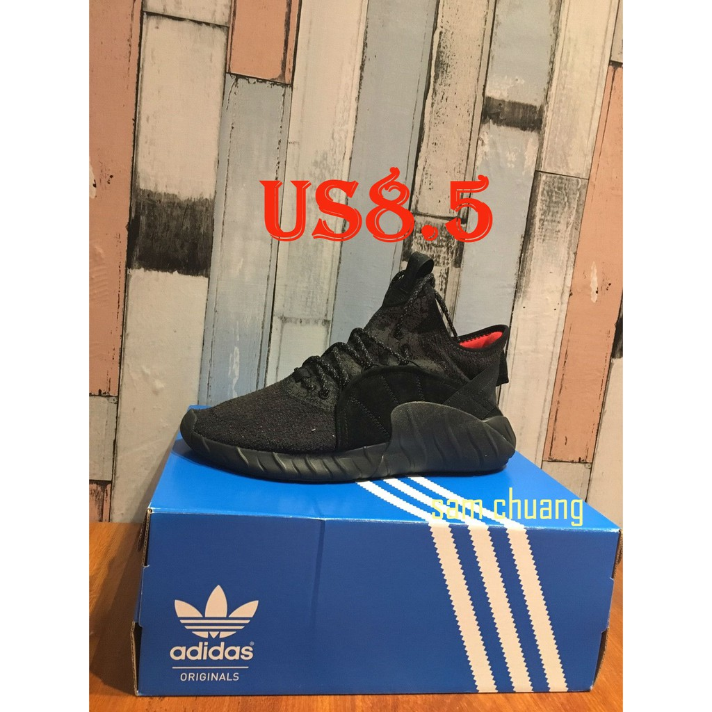 sports shoes 0994d a3399 Adidas Originals Tubular Rise 全黑BY3557   蝦皮購物