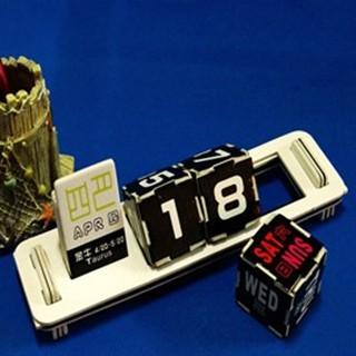 Jo醬紙玩-紙板DIY萬年曆/精美人氣禮品贈品擺飾