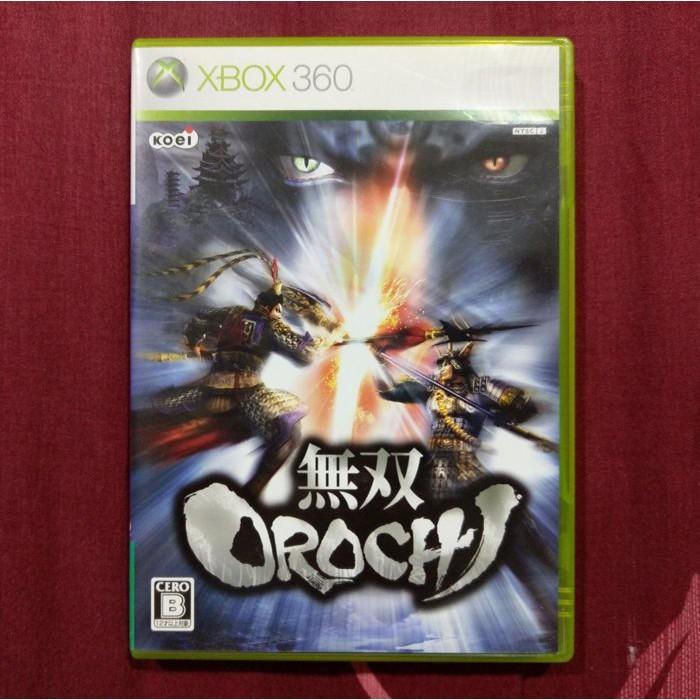 XBOX360 無雙OROCHI 蛇魔 純日版 (編號12)