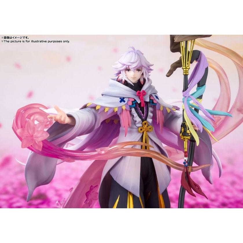 BANDAI Figuarts ZERO Fate/Grand Order FGO 絕對魔獸戰線巴比倫尼亞 花之魔術師