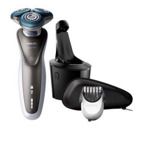 PHILIPS 飛利浦 君爵系列水洗三刀頭刮鬍刀 S7720 另售 S5340 S5620 S9751