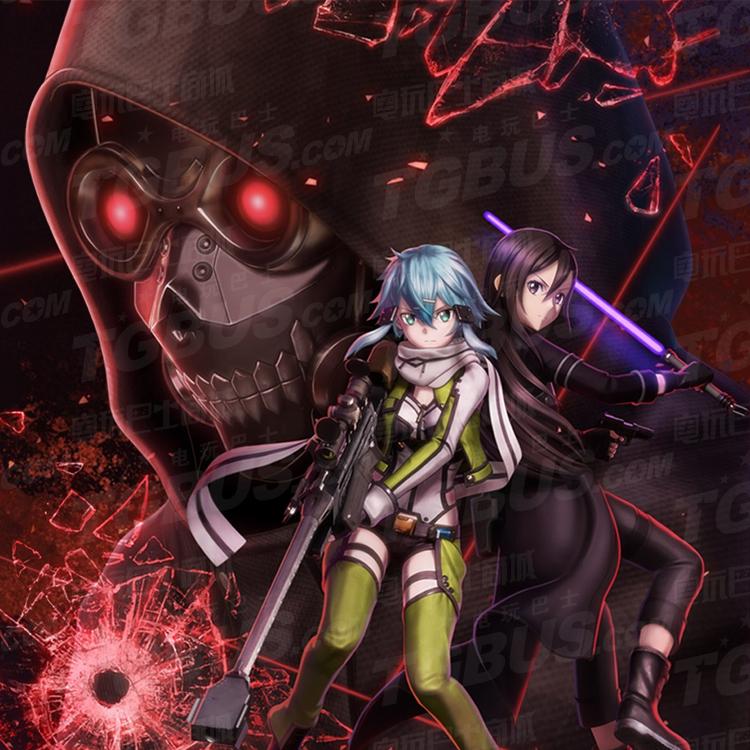 Switch NS遊戲 刀劍神域 奪命凶彈 完全版 SAO 中文現貨 電玩巴士