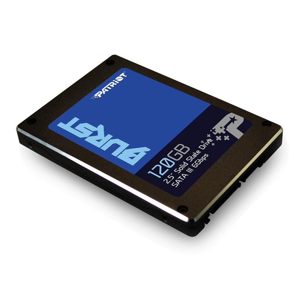 Patriot美商博帝 Burst 120G 2.5吋 SSD固態硬碟
