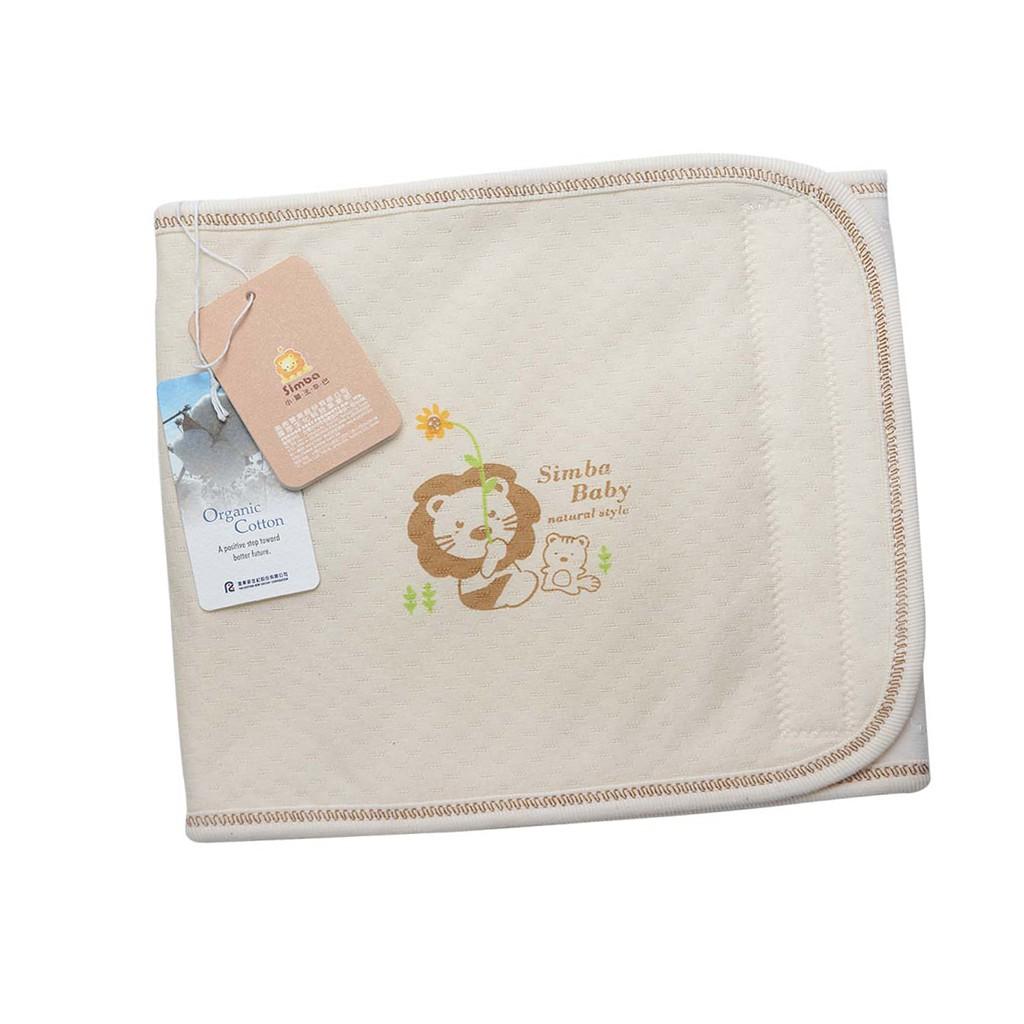 小獅王辛巴 有機棉嬰兒肚圍 L號 寶寶睡覺時加上肚圍加強腹禦寒保暖S5083 HORACE