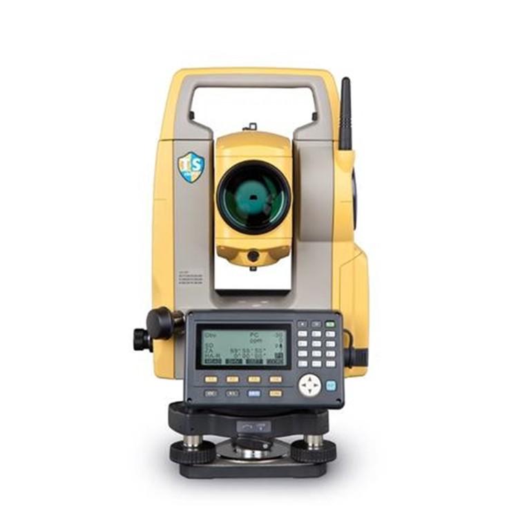 TOPCON OS-103 光波全測站 測距經緯儀 全站儀 3秒精度 wince觸控界面 免稜鏡500米 測距經緯儀