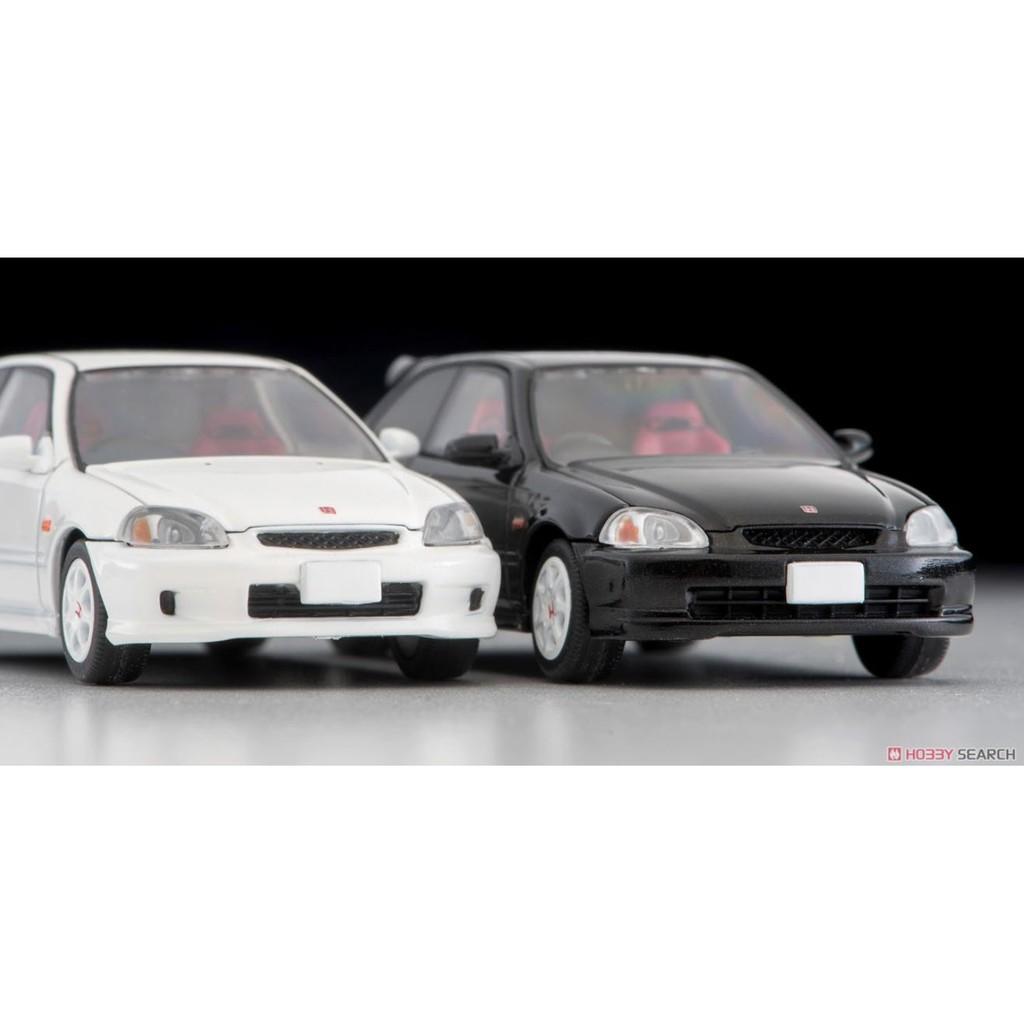 【頑瘋樂.12月預購.0826結】TOMYTEC HONDA 本田 喜美 Civic TypeR 97 99