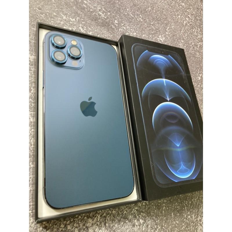 iPhone 12 pro max 256Gb blue太平洋藍