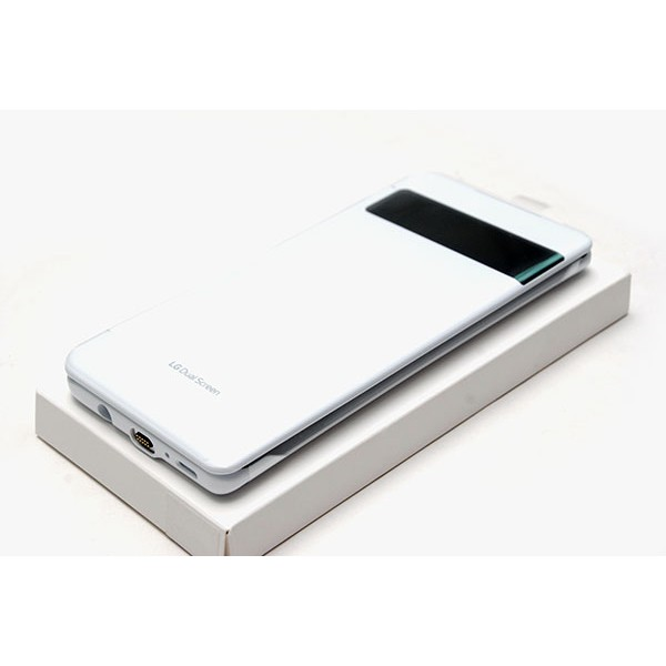 【CPDS】LG Velvet Dual Screen 雙螢幕配件 98%新 白色【可用舊3C折抵】C0882-2