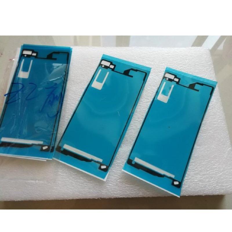 [3M IP防水級]現貨 全新 SONY Xperia Z2 原廠螢幕膠 前背膠 面板背膠 黏膠 防水膠條
