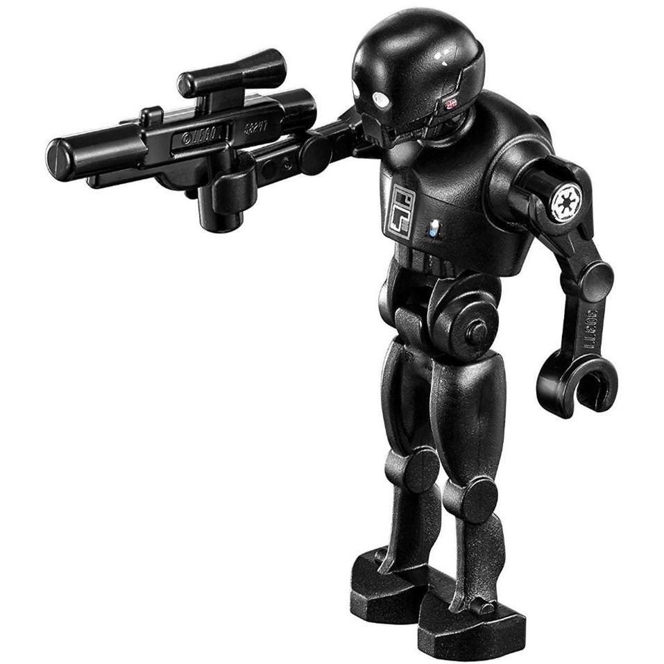 LEGO 樂高 星際大戰人偶 sw782 K-2SO 75156 含武器