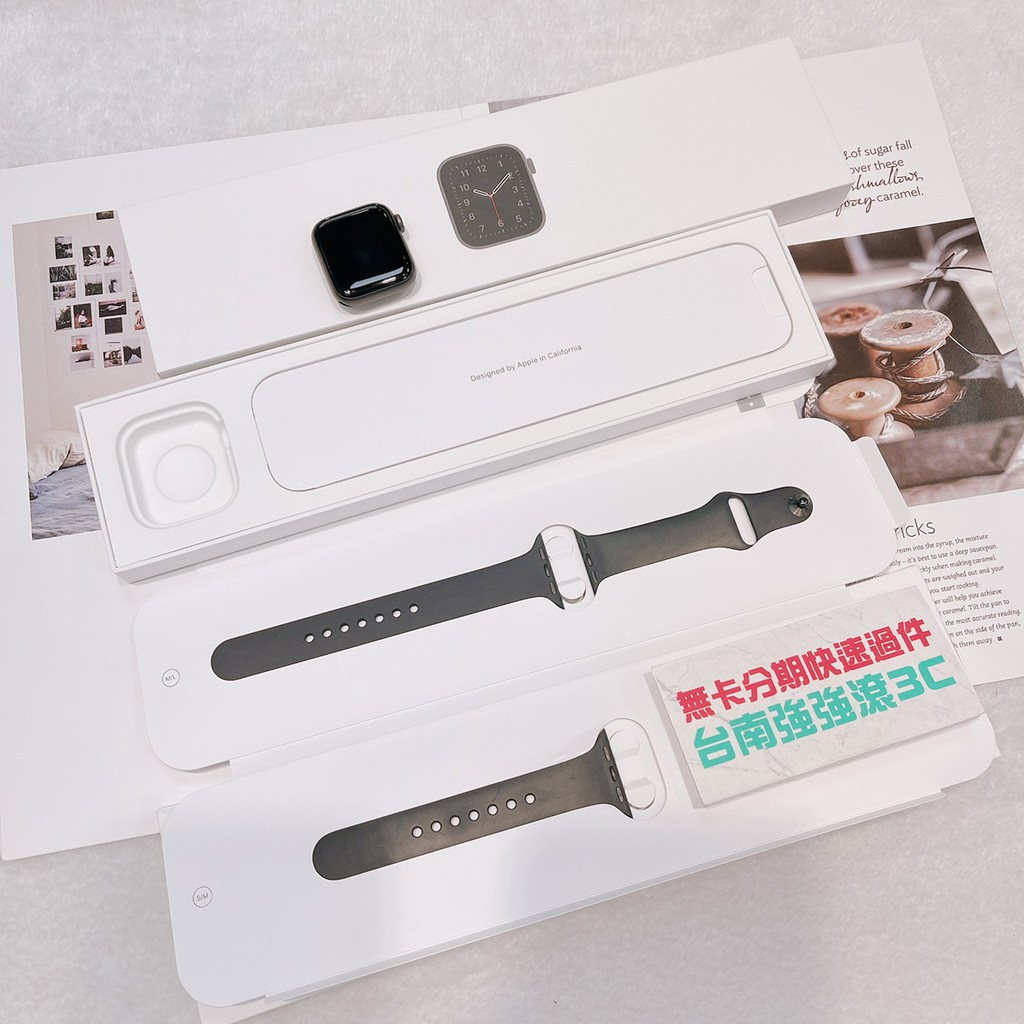 【強強滾3C】二手 APPLE WATCH SE (GPS) 40mm 黑 (2022/01/08)#L0U9Q0