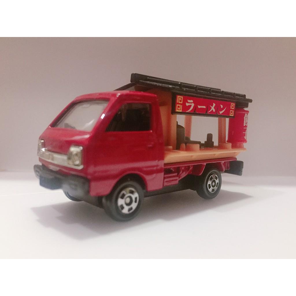 日本帶回 TOMICA TOMY no.31 SUZUKI CARRY 鈴木 餃子車 餐車 合金車 多美小汽車