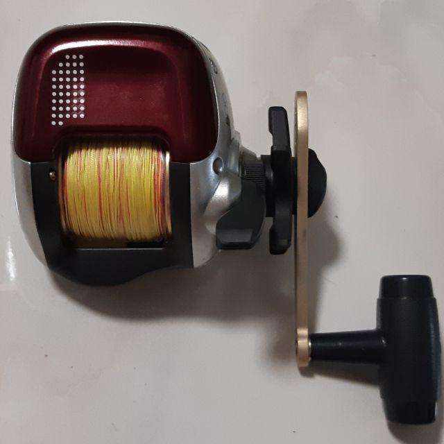 shimano 小船捲線器