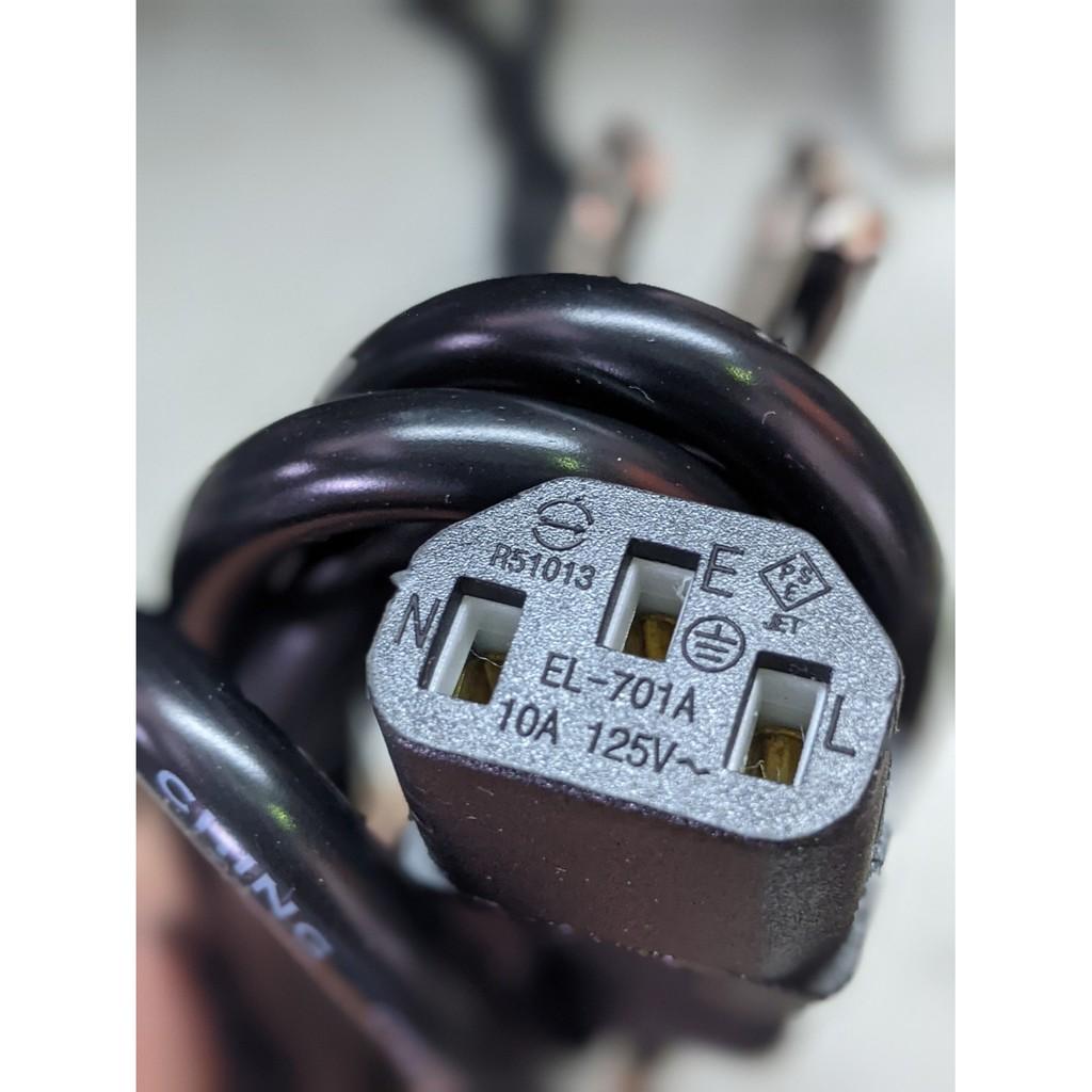 電源連接線-1.5米 10A/125V 電源線 音響線