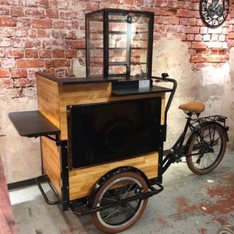 行動咖啡車、雞蛋糕三輪車、紅豆餅攤車 三輪車、攤車