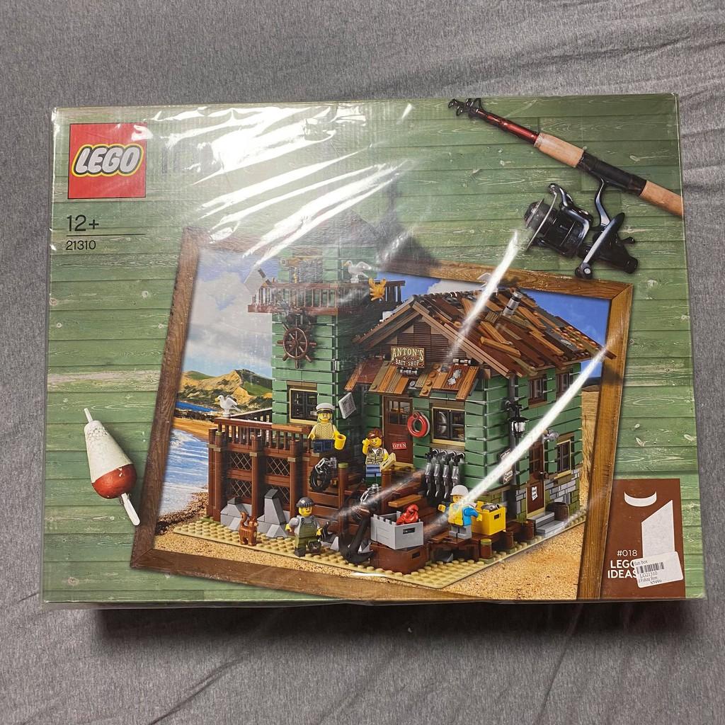 LEGO樂高  21310 老漁屋