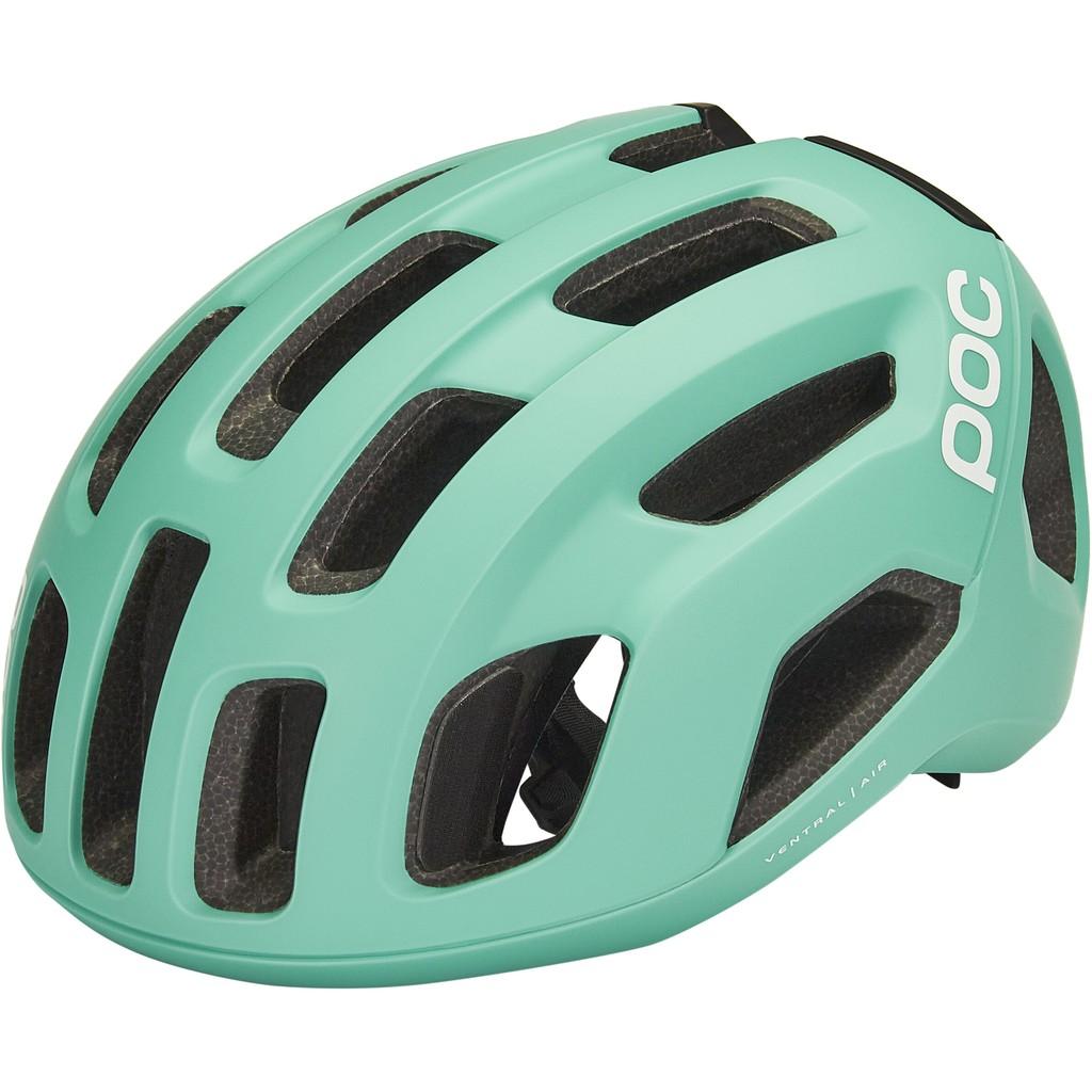 POC Ventral Air Spin 安全帽(消光淺綠) 自行車 / 直排輪 都適用 台灣公司貨