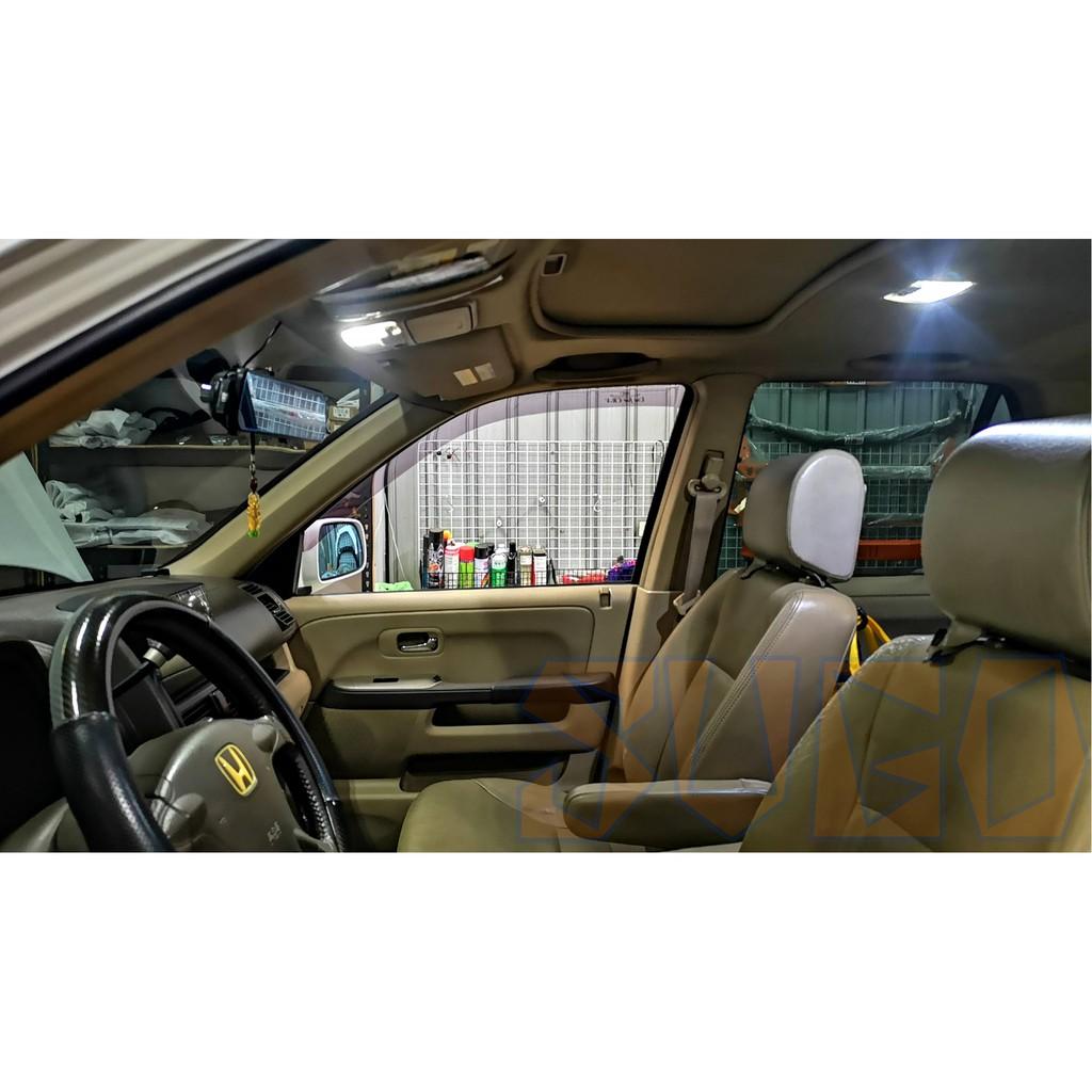 SUGO汽車精品 本田 HONDA CRV 2/2.5代 專用室內LED燈
