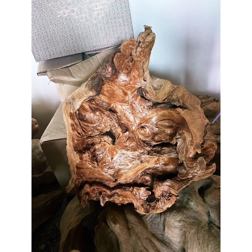 【居寶緣】檜木瘤 台灣 紅檜 背面 頗面 漂亮 尖頭 #檜木 #樹瘤 #木榴GBY99449 A