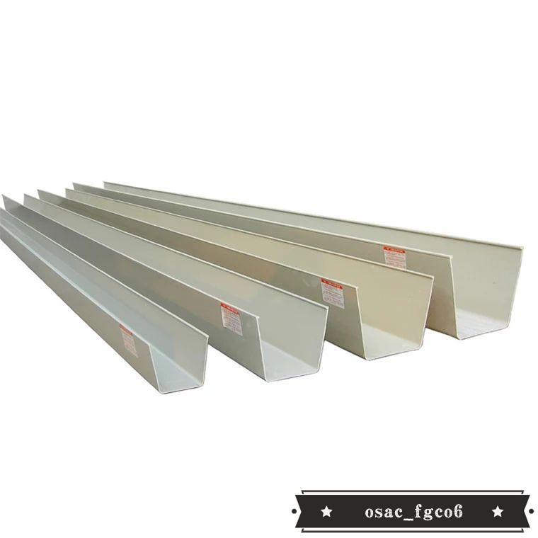 精品特惠//天溝雨水槽PVC水槽屋檐溝雨水槽排水槽種植槽養殖槽滴水槽