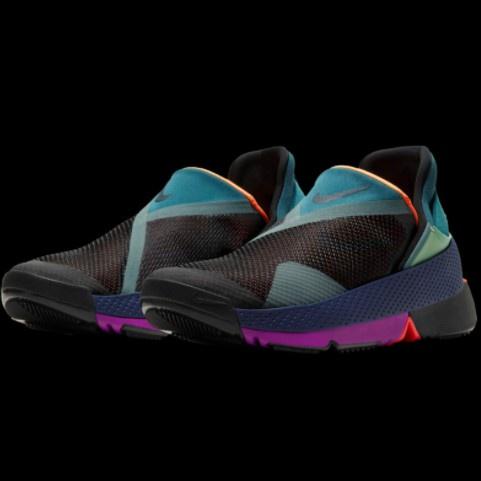 Nike Go FlyEase Black Racer Blue 黑 CW5883-002