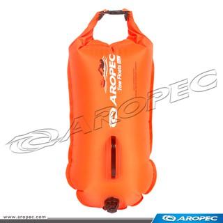 【AROPEC】 亞洛沛 RF-DJ02-28L 桔 雙氣囊游泳浮球(可當作防水袋用) 新北市