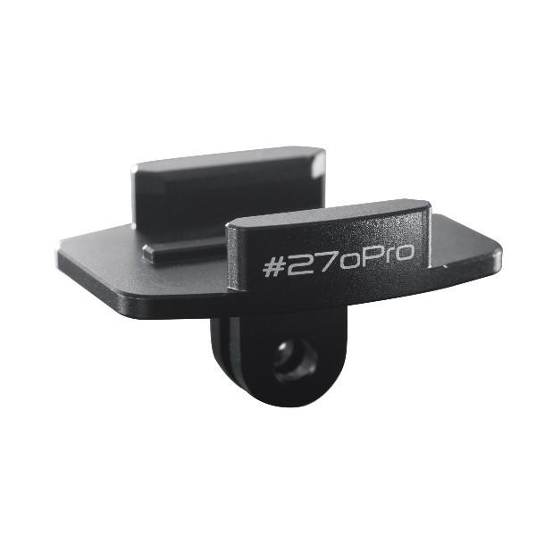 #270Pro Quicky 鋁合金快咔底座 鋁合金底座 CNC切削 適用於GoPro全系列機種