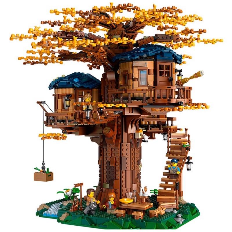 樂高 LEGO 21318 樹屋 Tree house 全新未拆