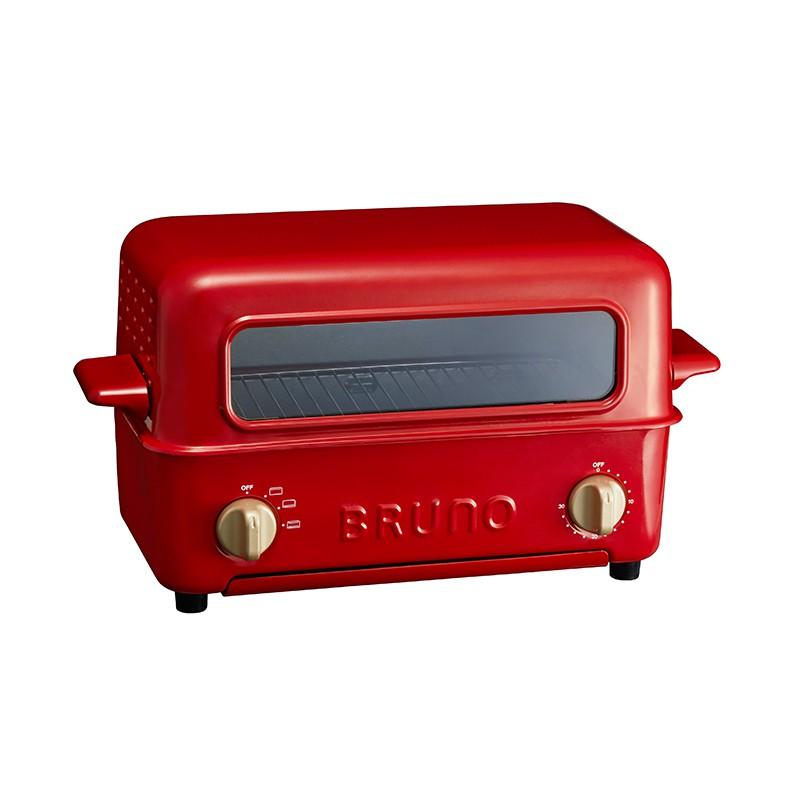 【日本BRUNO】上掀式蒸汽燒烤箱BOE033-RD