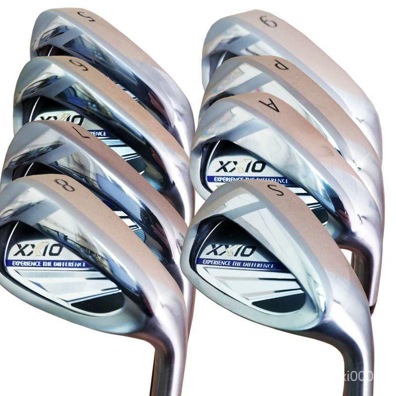 【可開統編】XXIO  XX10  MP1100高爾夫球桿  男士鐵桿組八支裝 aClz