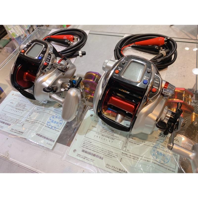 Daiwa 750MT銀怪 電動捲線器