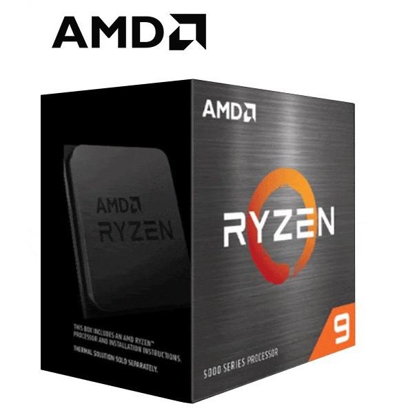 現貨】全新 AMD 超微 R9 5900X CPU 中央處理器 12核24緒 3.7G (↑4.8G) 64M【公司貨
