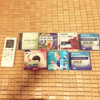 8cm sony philips dvd-rw 1.4G dv用 手持攝影用 可錄30分鐘 小光碟 臺北市