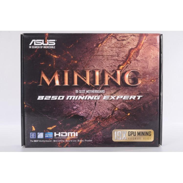 華碩 B250 MINING EXPERT 主機板