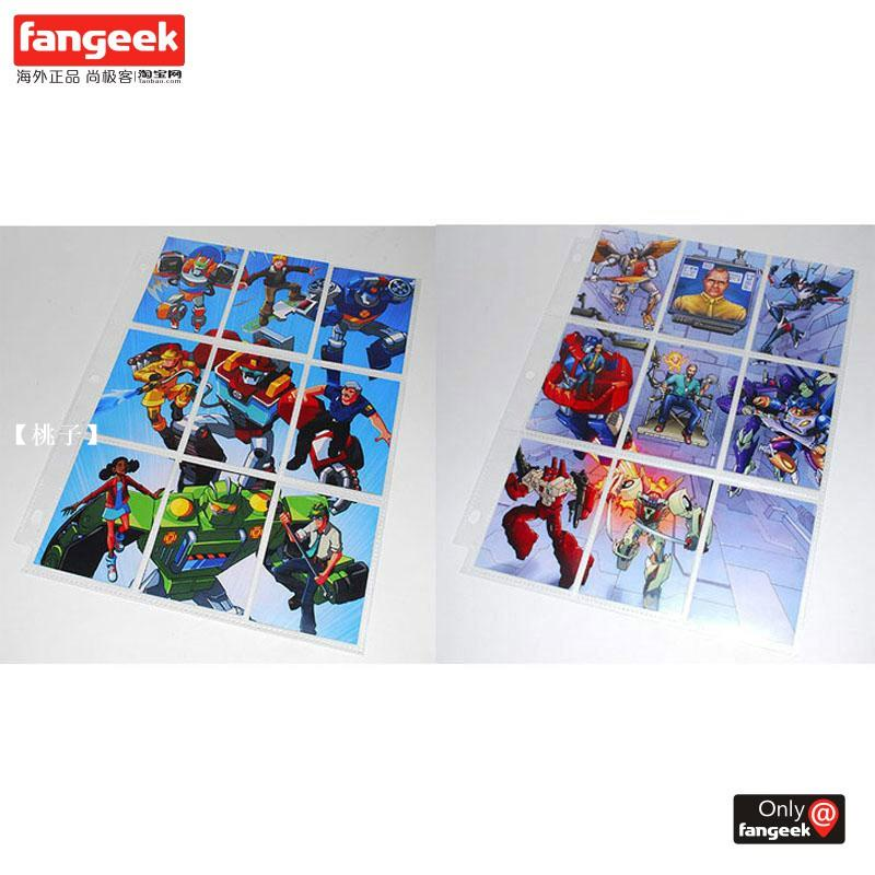 【桃子】手辦 fangeek TF BOTCON 2013 會場 人物卡 變形金剛t6704830c5
