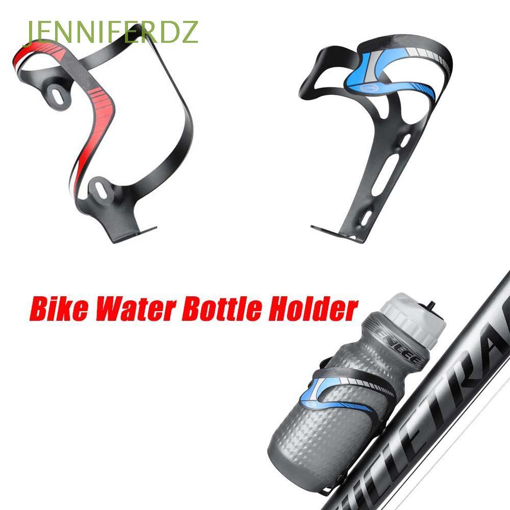 JENNIFERDZ 超輕鋁合金飲料攤螺釘安裝羽量級框架自行車瓶架水杯架/多種顏色