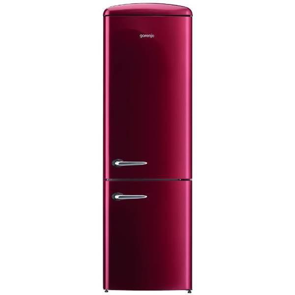 【gorenje 歌蘭妮】ONRK193R 復古冰箱『上冷藏下冷凍』歌蘭尼